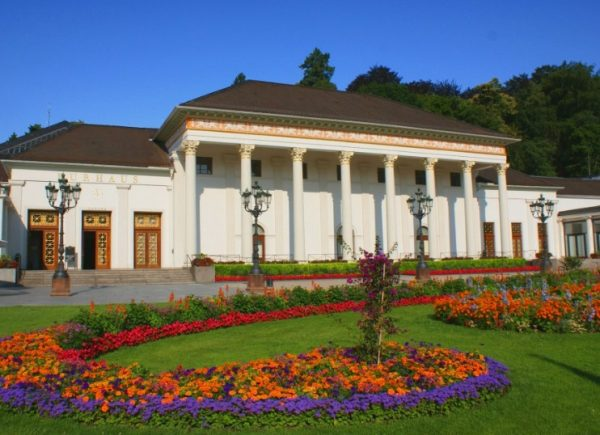 Kurhaus of Baden-Baden, Germany