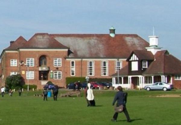 Beverley Grammar School, England