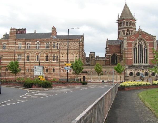 Warwick School, England
