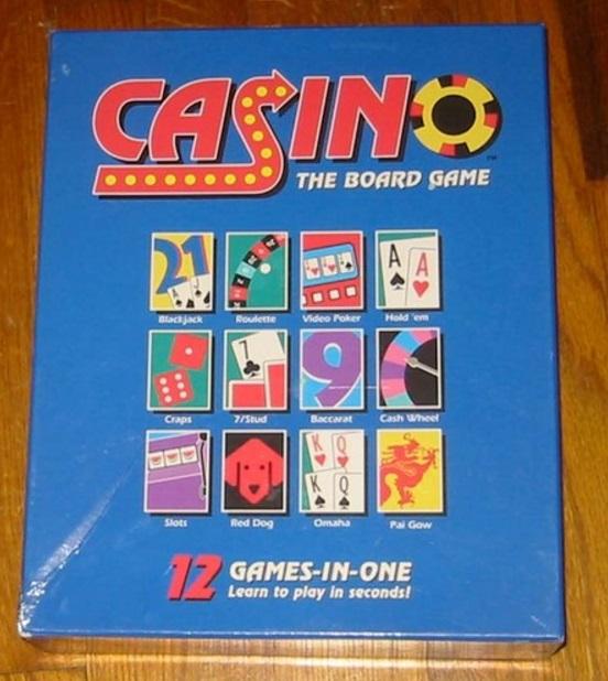 Casino The Boardgame