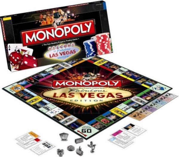 Monopoly: Las Vegas Edition
