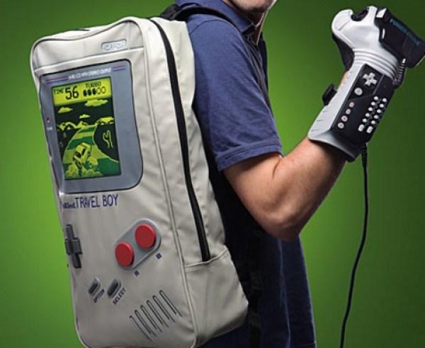 Nintendo Game Boy Backpack