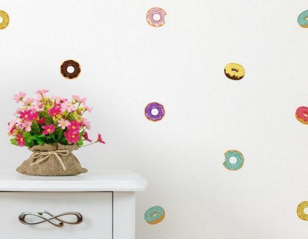 Doughnut Wall Decals