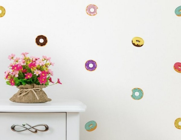 Doughnut Wall Decals