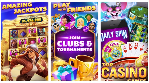 Big Fish Casino: Free Vegas Slot Machines & Games