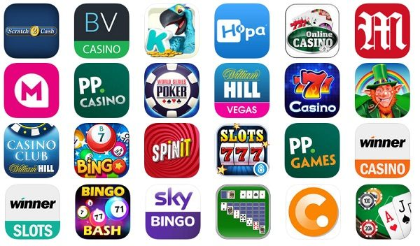 The Top 10 Best Casino Apps and Games for iOS