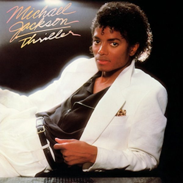 Artist: Michael Jackson - Album Title: Thriller