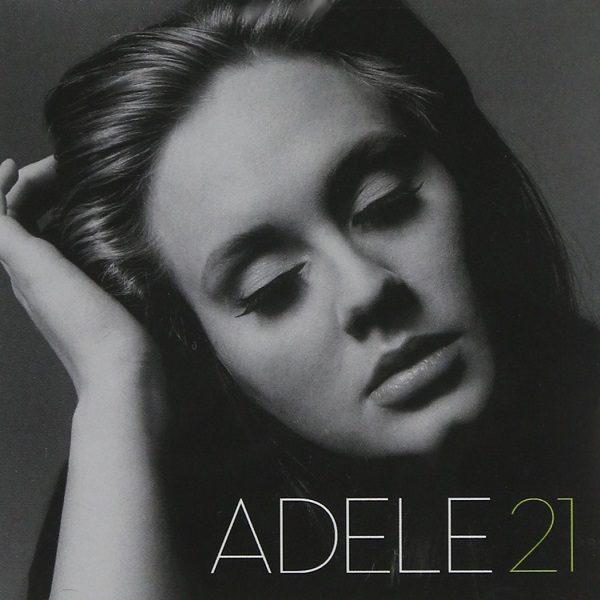 Artist: Adele - Album Title: 21
