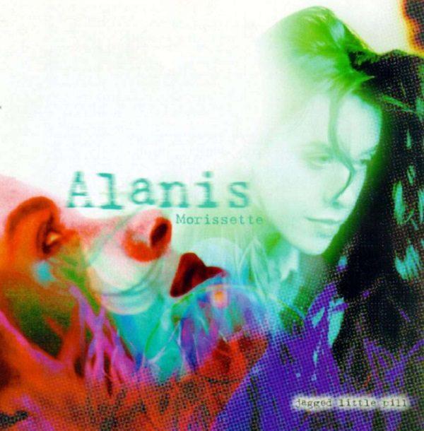 Artist: Alanis Morissette - Album Title: Jagged Little Pill