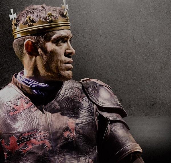 Role: Henry V - Play: Henry V