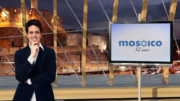 """Mosaico na TV"" From Brazil"