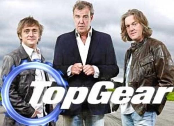 Top Gear UK TV Show