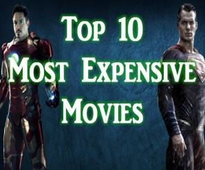 The Top 10 Most Expensive Movies Ever Made (So Far Anyway)