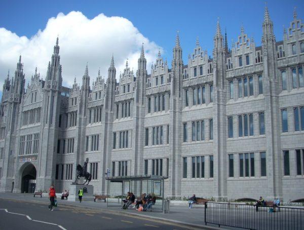 Marischal College, Scotland