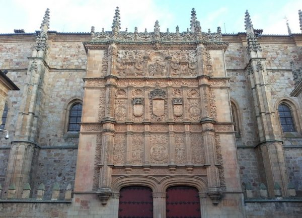 The University of Salamanca, Spain