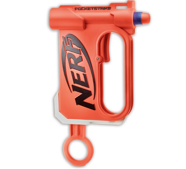 The world's Smallest NERF Gun
