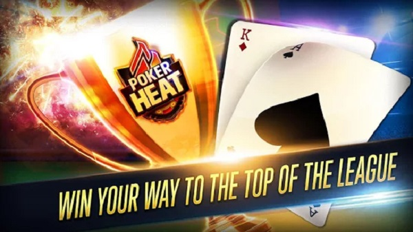 Poker Heat - Free Texas Holdem Poker - VIP league