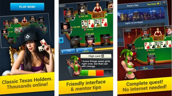 Poker Arena: free card game!