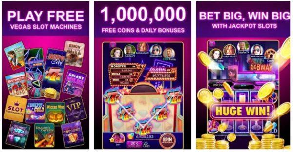 Jackpot Magic Slots