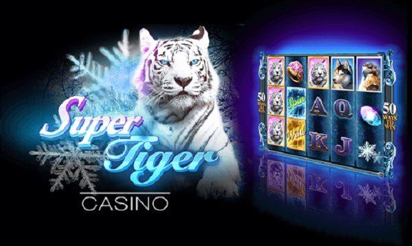 Slots Super Tiger Pokies