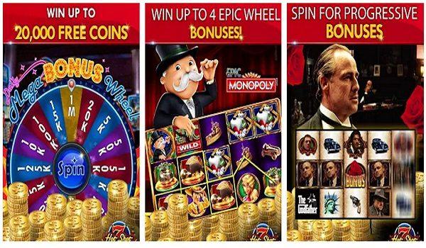 Hot Shot Casino Free Slots