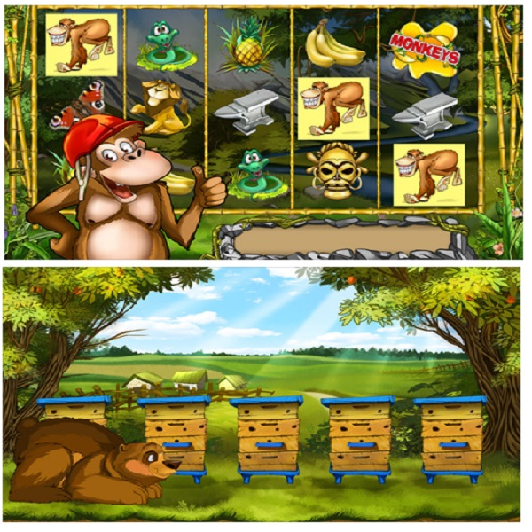 Retro Slots: free online casino game