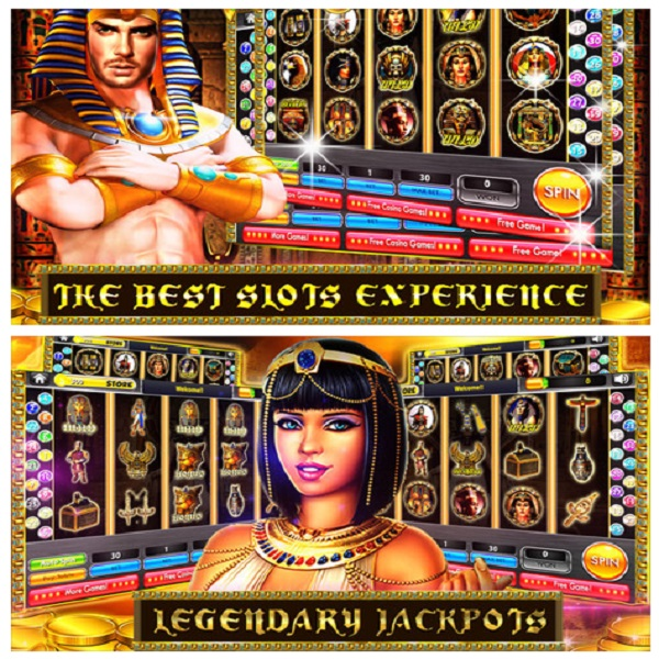 Cleopatra & Caesar Magic Jackpot Era