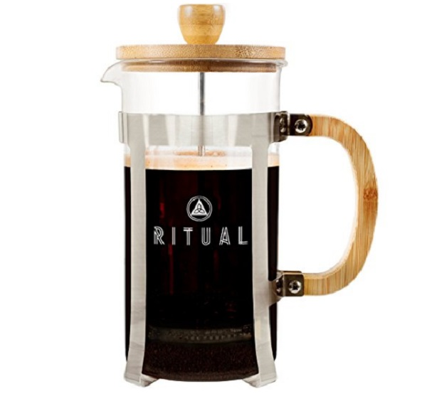 Ritual French Press Coffee Maker