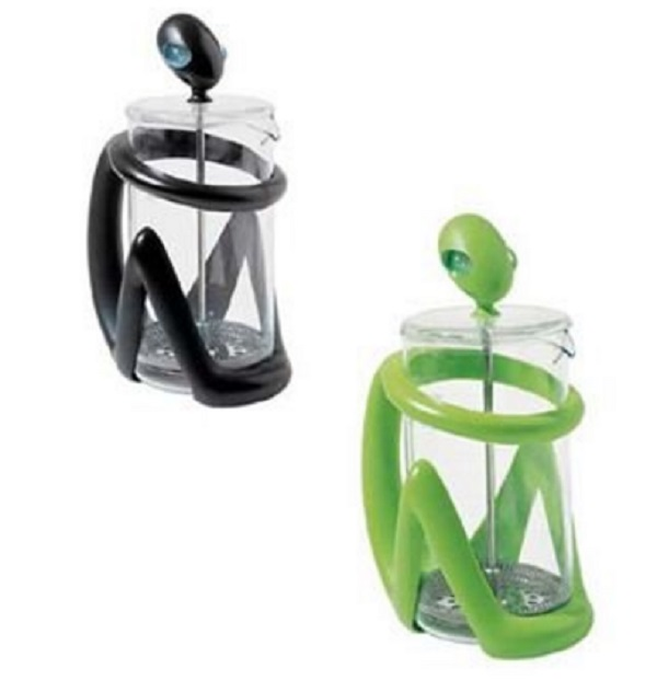 Alessi Inka French Press Coffee Makers