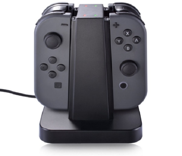 Nintendo Switch X4 Joy-Con Controller Charger Dock