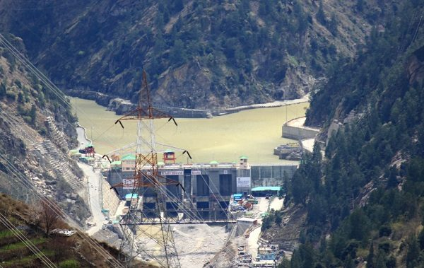 India Hydroelectricity