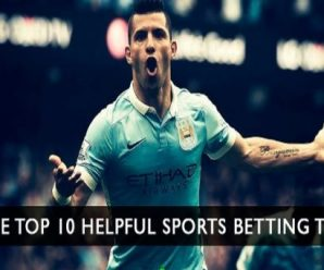 The Top 10 Helpful Sports Betting Tips and Tricks