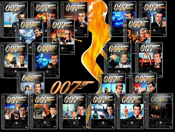 The Top 10 Most Successful James Bond 007 Films of All Time
