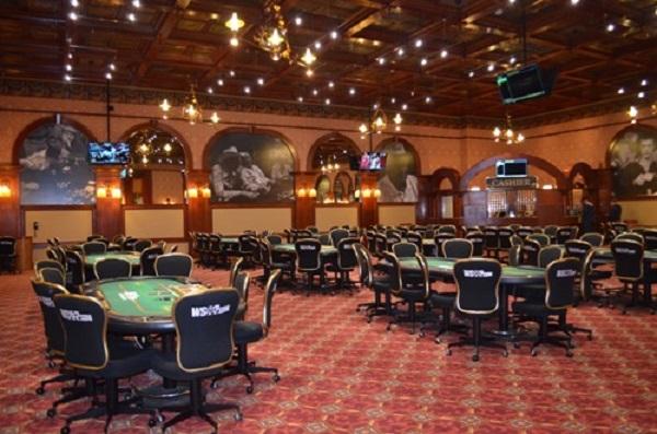 Bally's Poker Rooms
