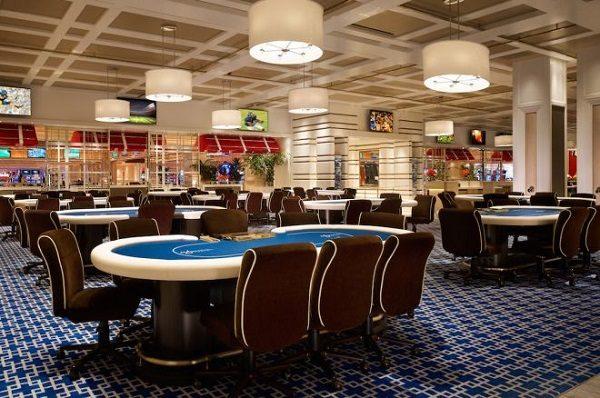 Wynn Poker Rooms