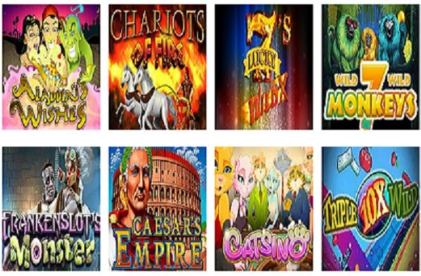 Ten Amazing Tips for Online Slot Players