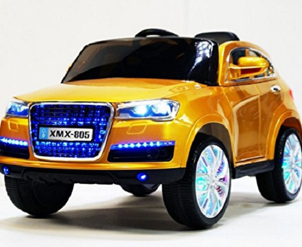 Kids Ride-on Powered Audi Q7