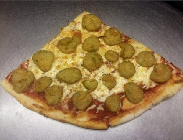 The Pickle Pizza