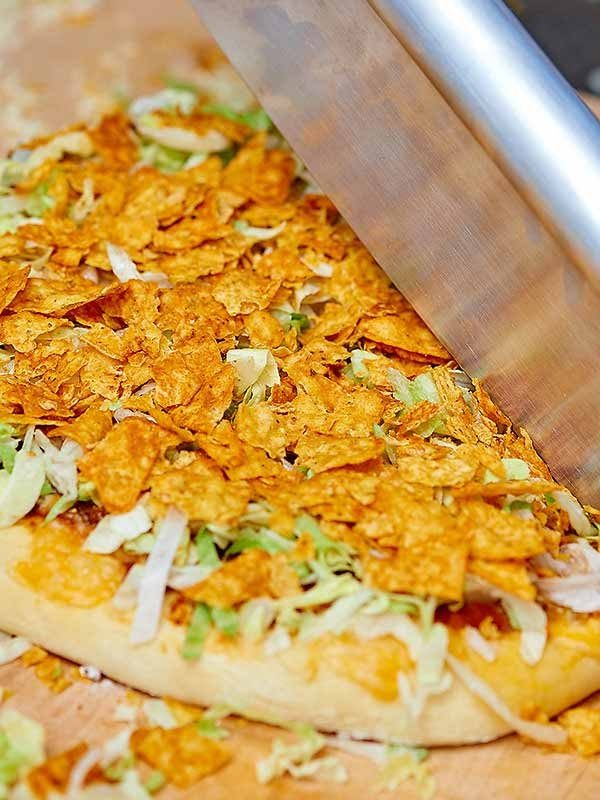 The Taco Pizza