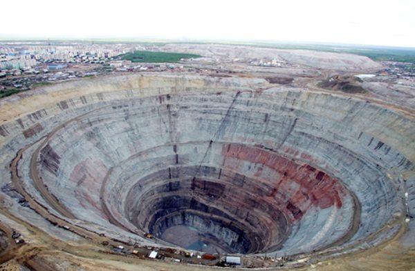 Jubilee Diamond Mine