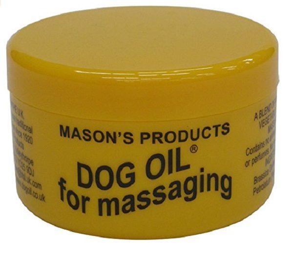 Dog Oil for Massaging