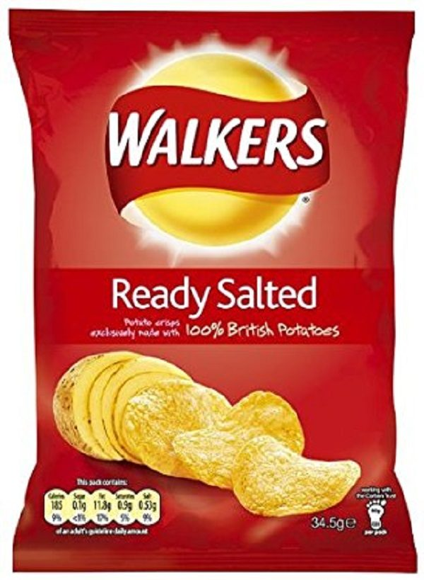Cheese & Onion Flavoured Crisps