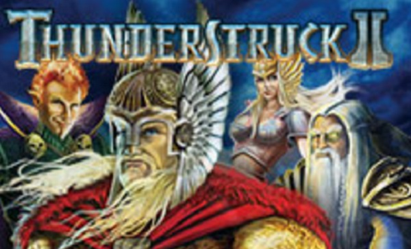 Thunderstruck II Online Slot Game