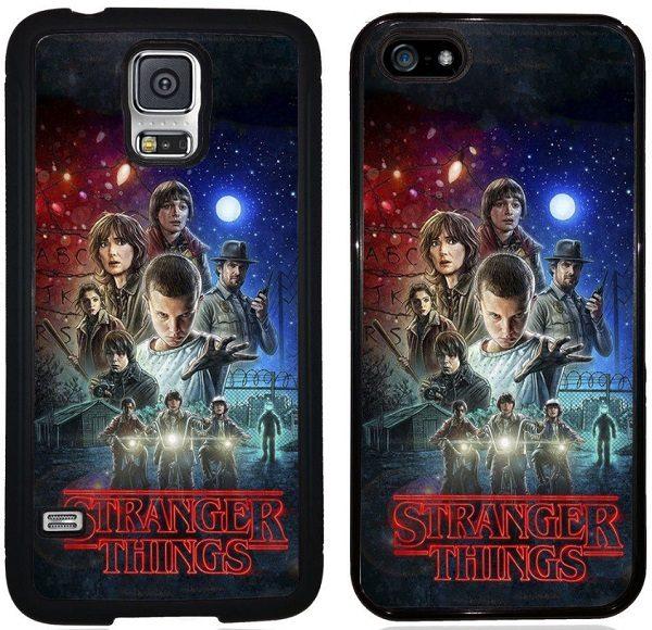 Stranger Things Phone Covers