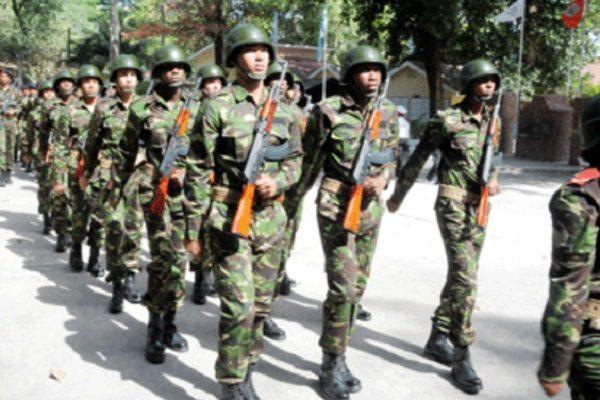 Military of Seychelles