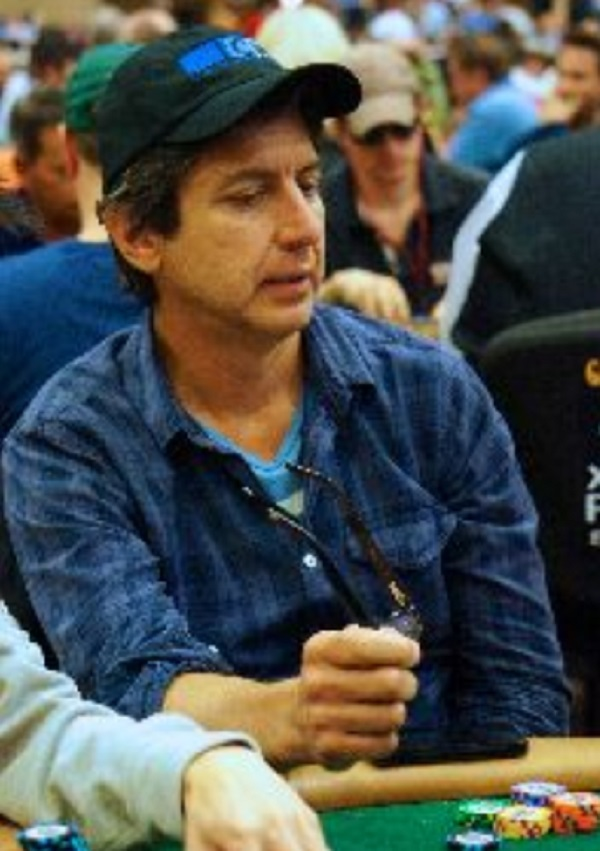 Ray Romano -  Professional Poker Player