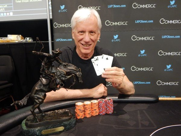 James Woods -  Professional Poker Player