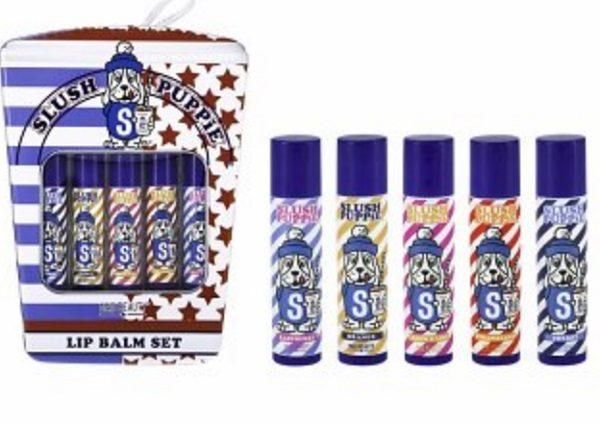 Slush Puppie Lip Balm Gift Set