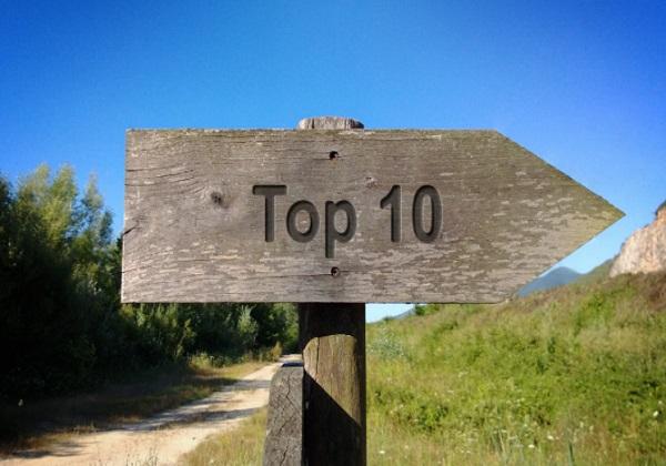 Ten of the 10 Longest Official Walks Around Great Britain