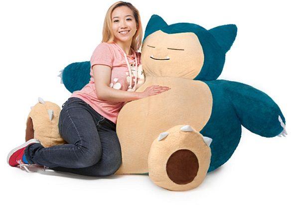 Pokémon Snorlax Bean Bag